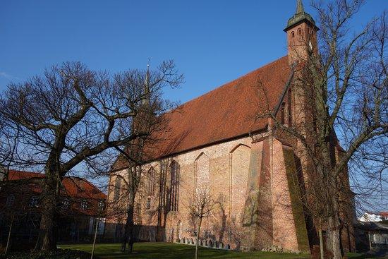 Ribnitz-Damgarten, Alemania: Kloster Ribnitz, Klosterkirche