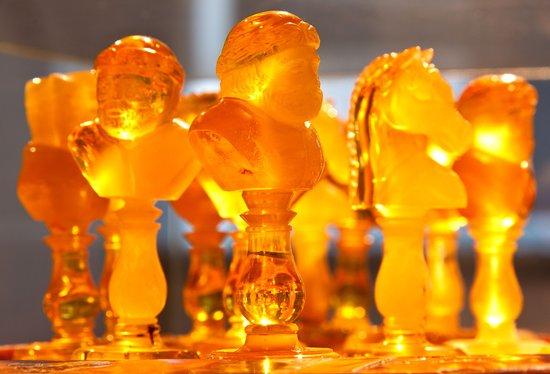 Ribnitz-Damgarten, Alemania: Schachfiguren