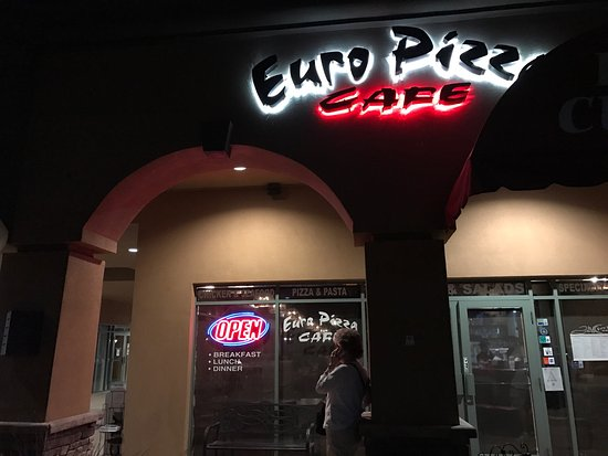 Euro Pizza Cafe: photo0.jpg