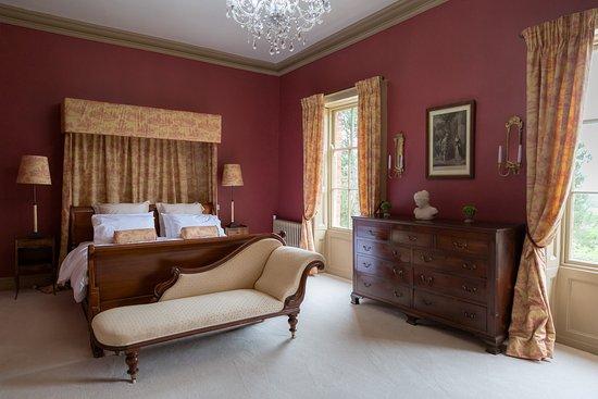 Garthmyl, UK: The Red Room