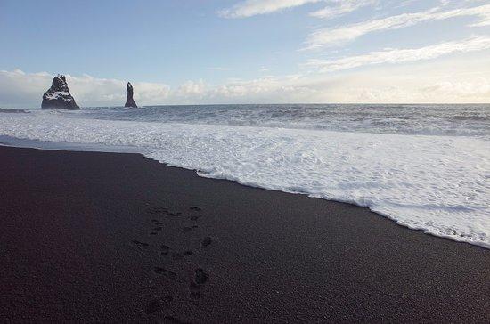 Reynisfjara Beach: ろーそく岩