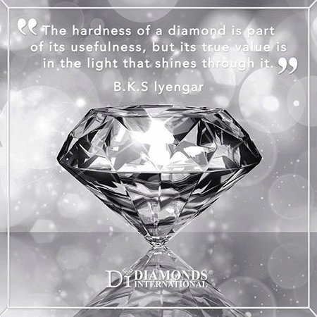 royalty shine quote diamond a like bright inspiration image vector free