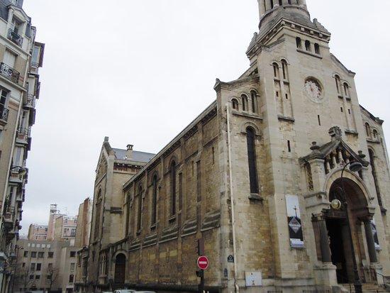 Église Notre Dame d'Auteuil