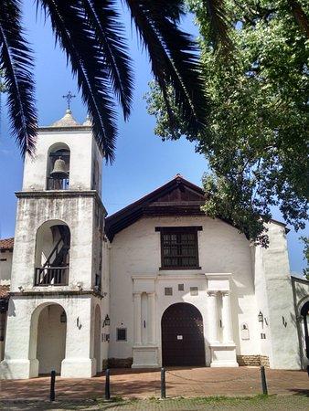 Convento San Francisco: Desde la plazoleta