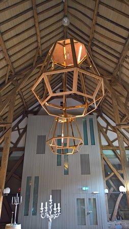 Landgraaf, The Netherlands: ehemalige Scheune - Festsaal und Zugang zu Zimmer 80 und 81