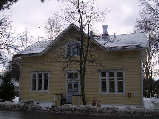 Kahvila ja lahjapuoti Onnenkukko, Kouvola.