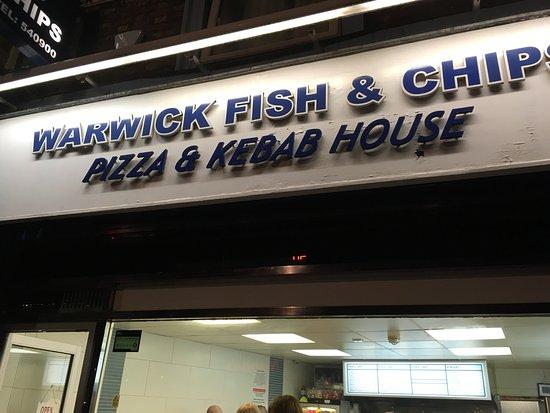 Warwick Fish And Chip Carlisle Restaurant Reviews Photos