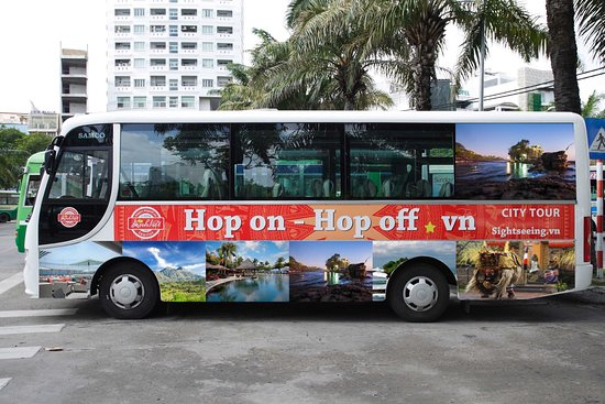 Hop On Hop Off Bus Tour, Ho Chi Minh City