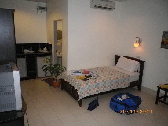 YMCA Hostel: Rummet.