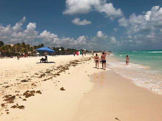 Picture of coastline - Hotel Riu Palace Mexico, Playa del