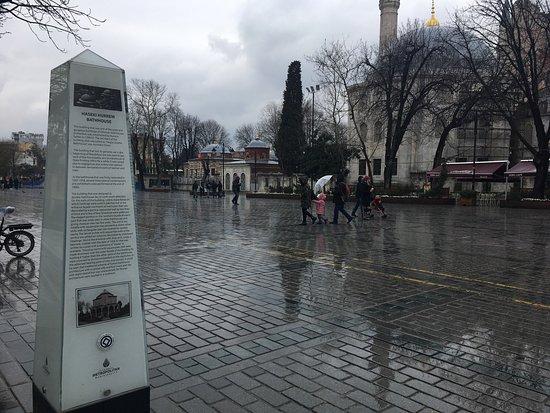 Ayasofya Hürrem Sultan Hamamı: It was a nice experience. Very relaxing after a long flight. Definitely, it was worth it.
