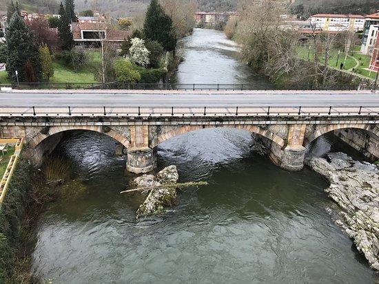 Puente Romano: Vistas del Arriba