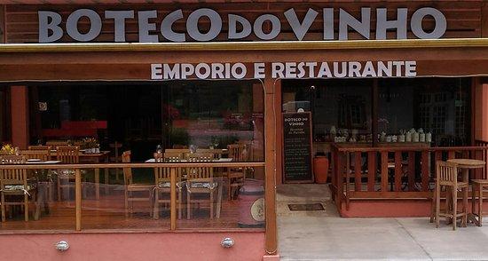 Excelente Restaurante Boteco Do Vinho