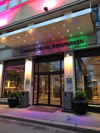 Comfort Hotel Boersparken: photo0.jpg