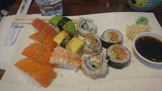 Sushi De Lux Goteborg Omdomen Om Restauranger Tripadvisor