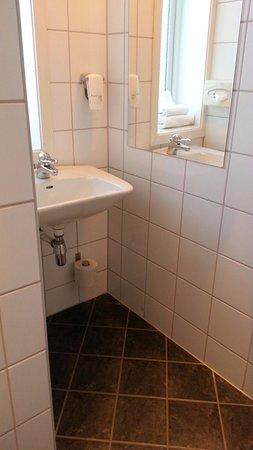 Quality Hotel Augustin: Bathroom