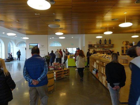 Golan Heights: retail area