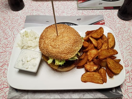 Topp Burger! Sehr nettes Personal.