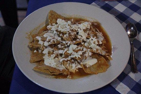 Eco-Hotel El Rey Del Caribe: завтрак