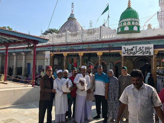 Nagore, الهند: Nagore Dargah