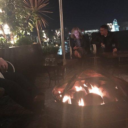 Панорамный бар в Downtown LA