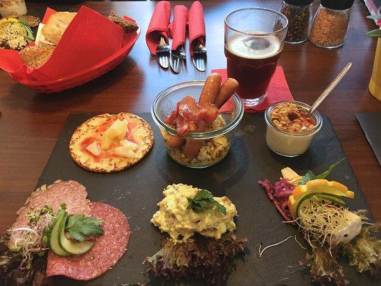Loegstoer, Danimarka: Brunch menu