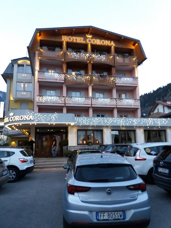 Hotel Corona Pinzolo Foto