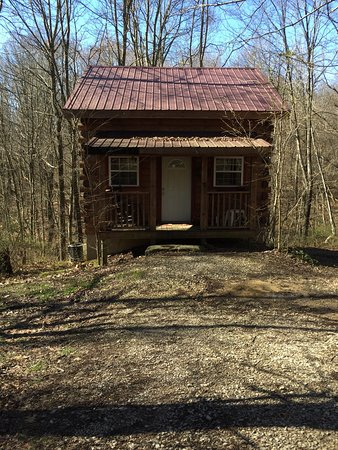 Comfort in the Woods Cabins: photo2.jpg