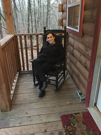 Comfort in the Woods Cabins: photo3.jpg