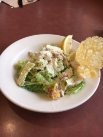 Towson, MD: Chicken Caesar Salad