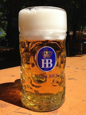 Hofbräukeller München: Das beste Bier Münchens ;-)
