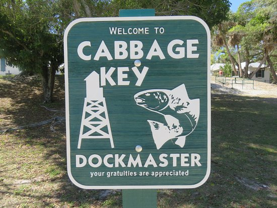 Southwest Gulf Coast, FL: The Sign at the entrance