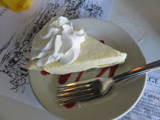 Southwest Gulf Coast, FL: Slice of Key Lime Pie