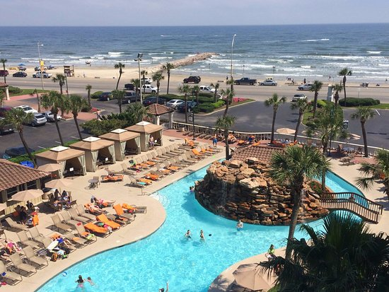 Gorgeous View Review Of Hilton Galveston Island Resort Tx Tripadvisor