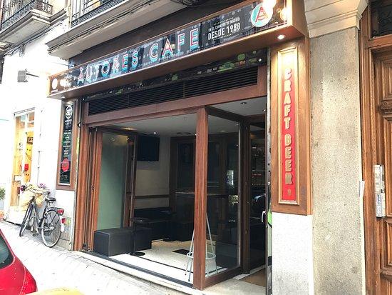 Autores Cafe