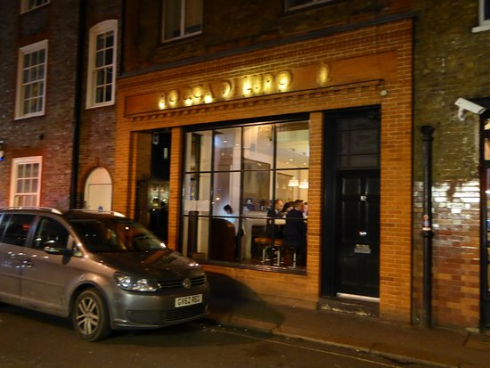 Photo of Italian Restaurant Bocca di Lupo at 12 Archer Street, London W1D 7BB, United Kingdom