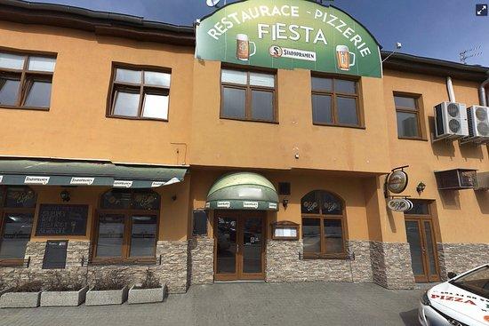 Prostejov, Tsjechië: Fiesta