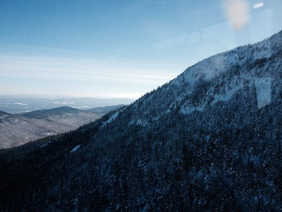 Jay, VT: Mountain from Tram 2014