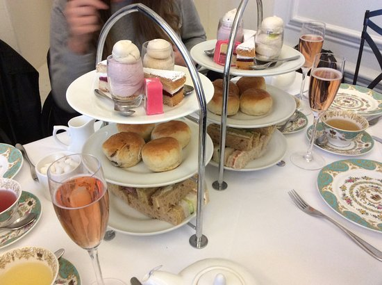 London tea in the afternoon | CNN Travel