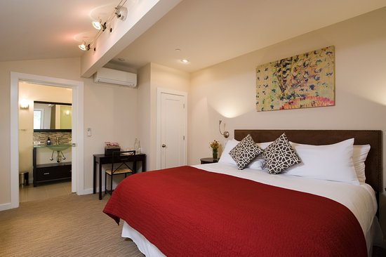 Olea Hotel: Hillside King Room