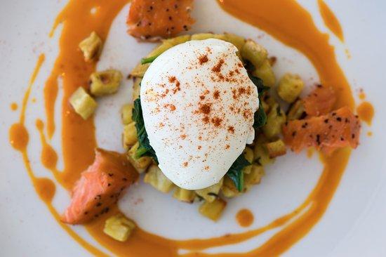Olea Hotel: Breakfast Entree