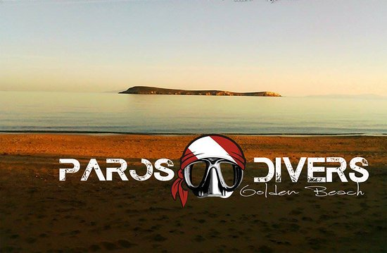 Golden Beach, Greece: Paros Divers