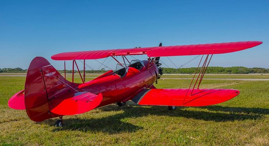 Miami Biplane Tours