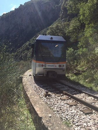 Vouraikos Canyon - Cog Railway: photo4.jpg