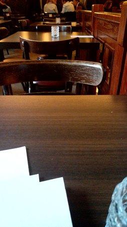Academiya: Много столиков