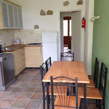 Arcevia, Italy: Appartement SAN PIETRO (max. 5 pers)
