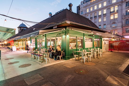 Photo of Seafood Restaurant Umar Fisch at Naschmarkt 76-79, Vienna 1060, Austria