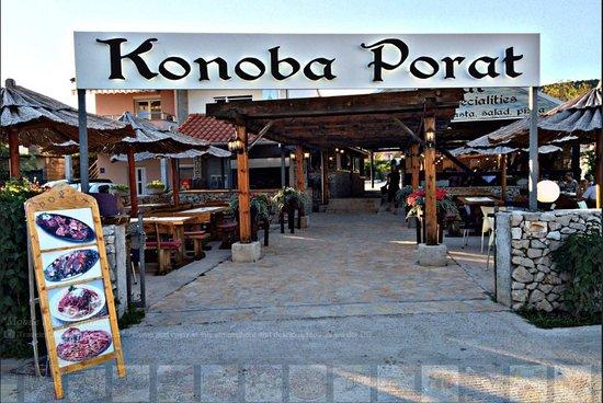 Vinisce, Kroatien: Best place to eat ;)