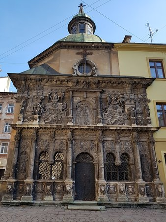 Photo of Monument / Landmark Chapel of the Boim Family at Katedralna Pl. 1, Lviv 79008, Ukraine