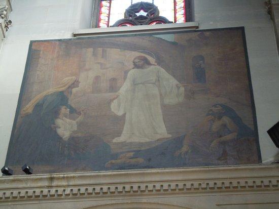 Tableau De Peinture Photo De Eglise Notre Dame Des Champs Paris